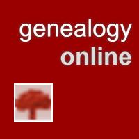 Logo Genealogie Online
