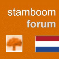 Logo Stamboom Forum